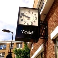 Jamie Ferguson, Drake's London