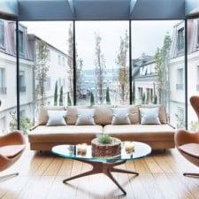 Four Seasons Hotel des Bergues, Geneva